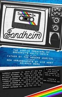 Sondheim On Sondheim in Austin