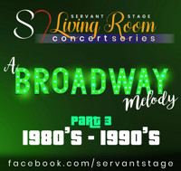 A Broadway Melody: 80's and 90's in Central Pennsylvania Logo