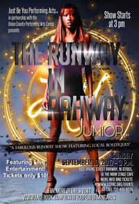 The Runway In Rahway in New Jersey