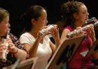 ND Band Chamber Ensembles Concert in South Bend