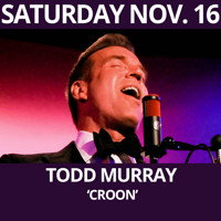 Todd Murray - 'CROON' in Off-Off-Broadway
