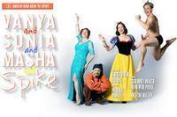 Vanya and Sonia and Masha and Spike in Broadway