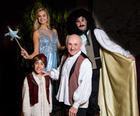 My Son Pinocchio: Geppetto's Musical Tale in New Jersey