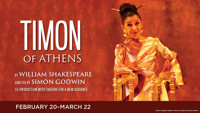 Timon of Athens in Washington, DC
