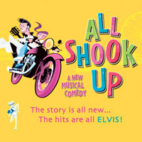 All Shook Up in San Antonio Logo