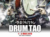 Drum Tao – Rhythm of Tribe in Singapore