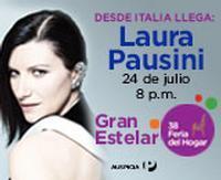 Laura Pausini - 38 Fair From Home in Peru