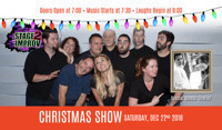 Stage2 Improv Holiday Show in Broadway