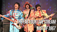 The Fab Four: Best of 1967 Live Stream in Los Angeles