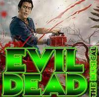 Evil Dead The Musical in Houston