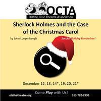 Sherlock Holmes and the Case of the Christmas Carol in Kansas City