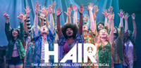 HAIR: THE AMERICAN TRIBAL LOVE-ROCK MUSICAL in Other New York Stages