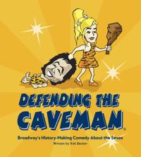 Defending The Caveman in Toronto