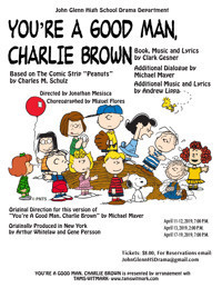 You're a Good Man, Charlie Brown in Costa Mesa