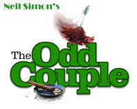 Neil Simon's The Odd Couple in Broadway