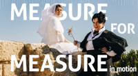 Measure for Measure: in motion in Israel