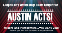AUSTIN ACTS! A Virtual Stage Talent Competition in AUSTIN