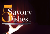 Five Savory Dishes- WORLD PREMIERE in Nashville