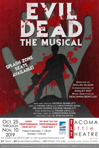 Evil Dead: The Musical in Seattle