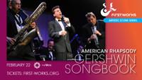 FirstWorks presents American Rhapsody: The Gershwin Songbook in Rhode Island