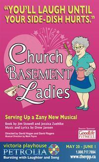 Church Basement Ladies in Toronto