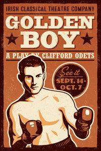 Golden Boy in Buffalo