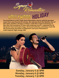 Synco Romantico Hollywood Holidays in Fort Lauderdale