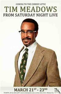 Tim Meadows from SNL! in South Bend