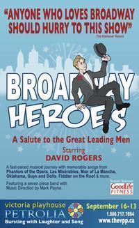 Broadway Heroes in Toronto