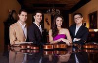 Dover Quartet in Costa Mesa