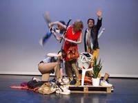 Kassys, Nature Theater of Oklahoma, Nicole Beutler, Tim Crouch in Netherlands