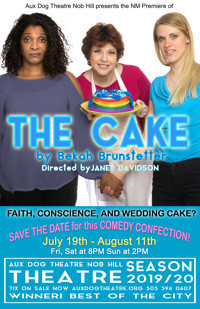 The CAKE in Broadway