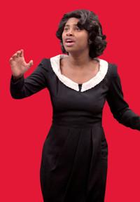 Coretta Scott King in Cincinnati