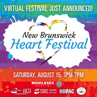 New Brunswick Heart Festival in New Jersey