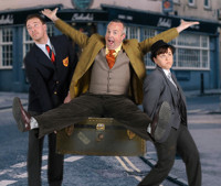 ONE MAN, TWO GUVNORS in San Francisco
