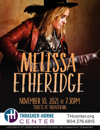MELISSA ETHERIDGE in Jacksonville