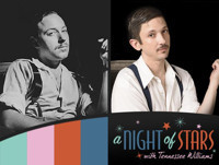 A Night of Stars with Tennessee Williams by Maxim Vinogradov in Detroit