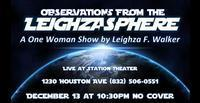 Observations from the Leighzasphere in Dallas
