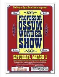 Professor Ossum's Wonder Show in New Hampshire