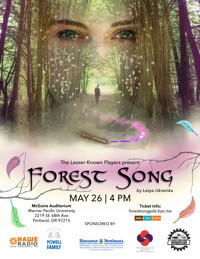 Forest Song in Broadway