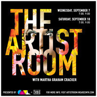 The Artist Room with Martha Graham Cracker in Other New York Stages