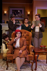 The Theatre School @ North Coast Rep Presents: THE MOUSETRAP BY: AGATHA CHRISTIE in San Diego