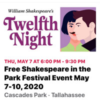 Twelfth Night in Tallahassee