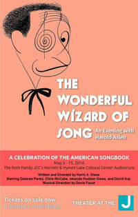 The Wonderful Wizard of Song An Evening with Harold Arlen in Orlando