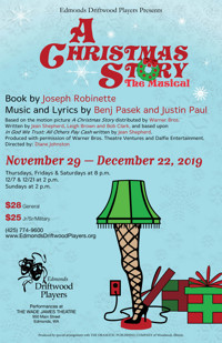 A Christmas Story, The Musical in Seattle