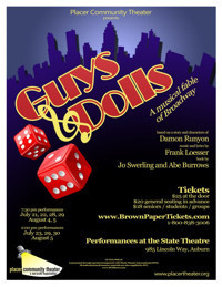Guys and Dolls in Sacramento