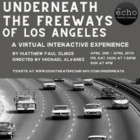 Under the Freeways of Los Angeles in Los Angeles