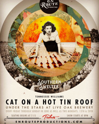 Souther Swelter:  Cat On A Hot Tin Roof in Broadway