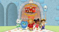 DANIEL TIGER'S NEIGHBORHOOD LIVE! KING FOR A DAY! in New Jersey