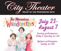The Marvelous  Wonderettes in Maine